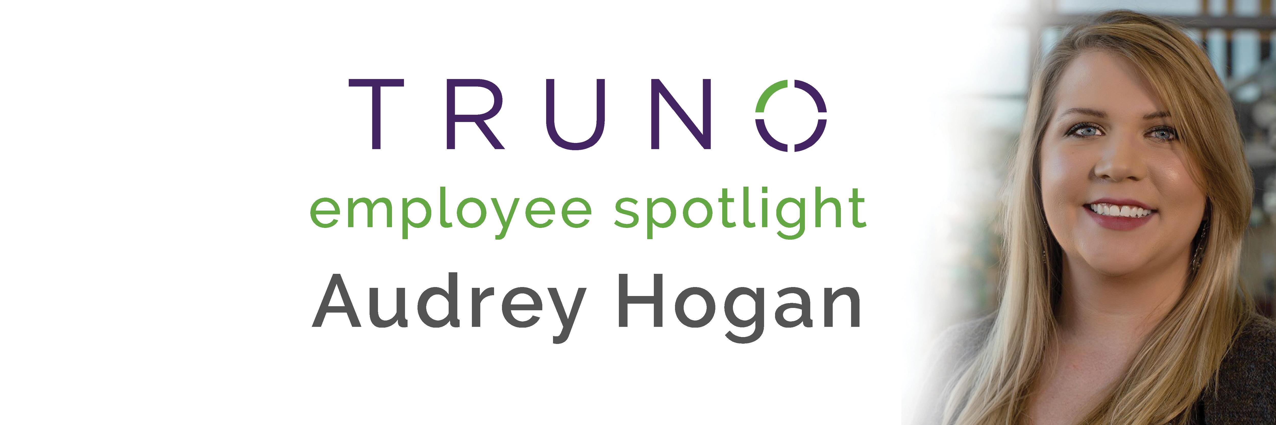 Employee Spotlight - Audrey