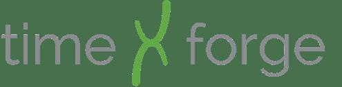 TimeForge Logo NoTagline Transparent