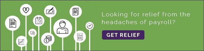 Looking for relief from the headaches of payroll? Click here to get relief.